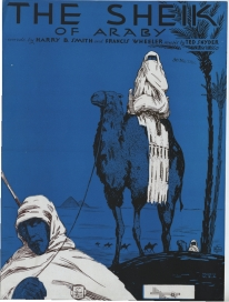 Photo of The Sheik of Araby sheet music