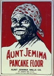 """Image of """"Mammy"""" Stereotype, Jim Crow Museum"""
