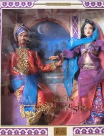 "Photo of ""Arabian Nights"" Barbie and Ken dolls"