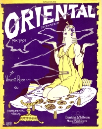 Image of Oriental Intermezzo, sheet music