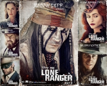 The Lone Ranger 2013 remake drudges up old stereotypes