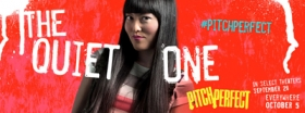 Pitch Perfect's Asian character, Lilly, was labeled